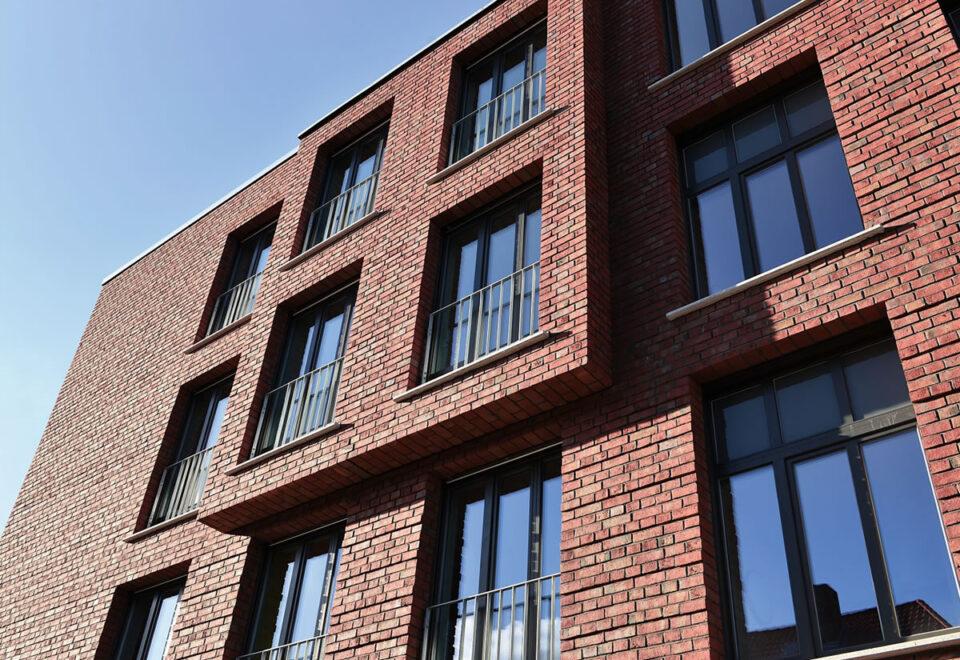 Вакансія для фасадчика на будівництві в Литві