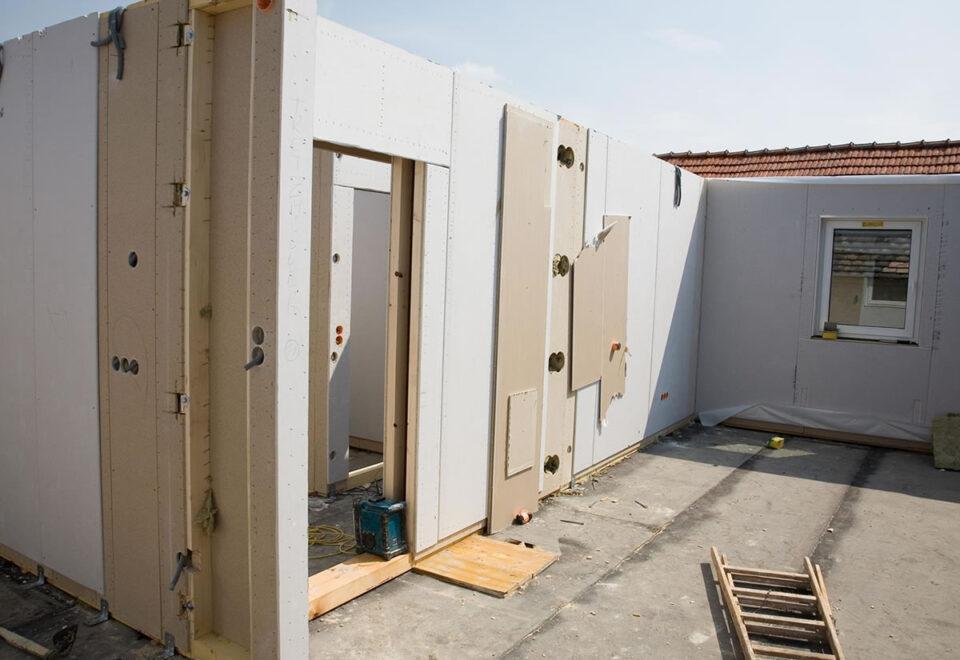 Вакансія для будівельника на монтаж модульних будинків в Литві