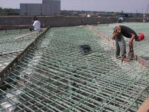 Работа для бетонщика