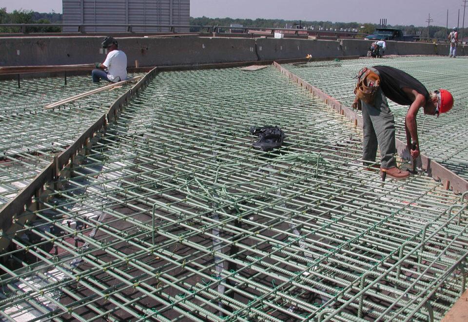 Вакансія для бетонщика в Естонії