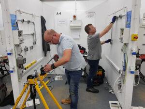 Робота для електрика в польській будівельної компанії