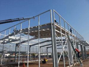 Робота для монтажника сталевих конструкцій