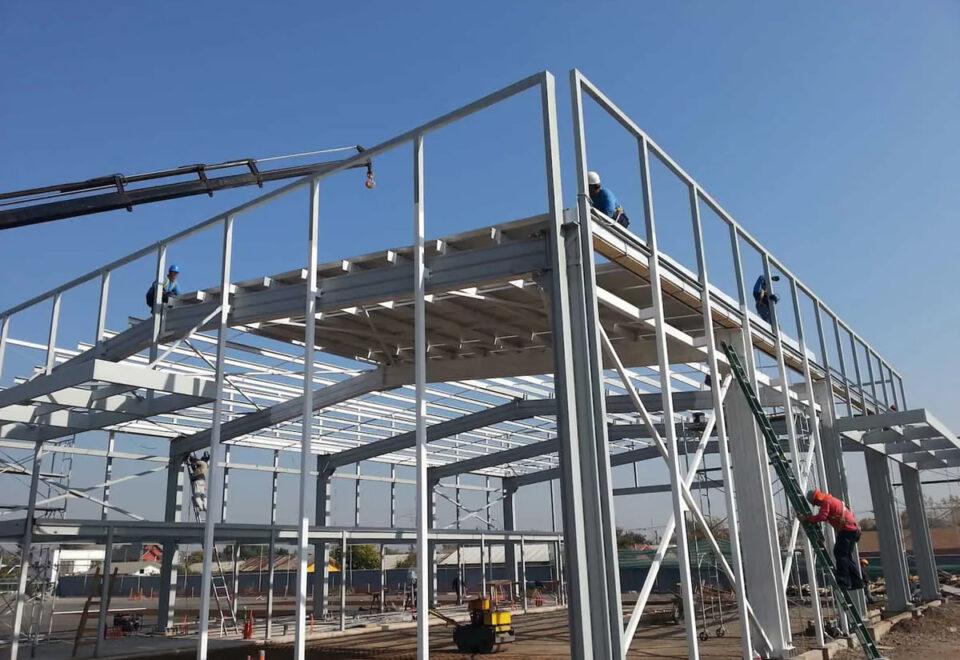 Вакансия для монтажника стальных конструкций в Польше
