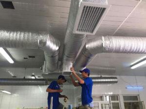 Робота для монтажника-ізоляційника промислових підприємствах
