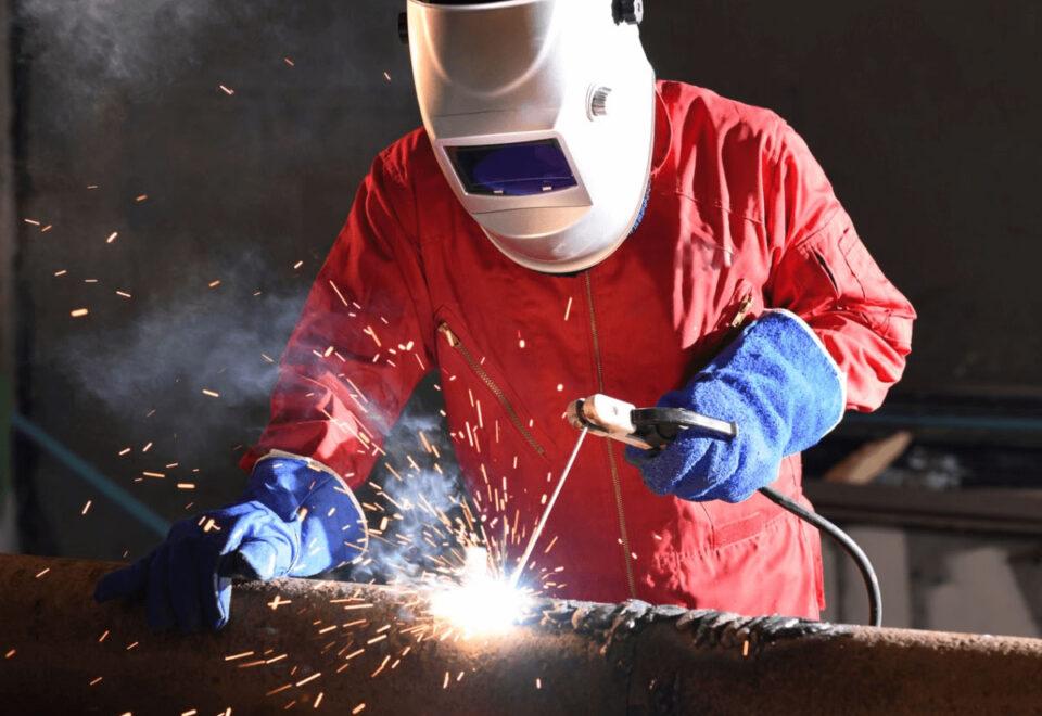 Вакансия для сварщика металлоконструкций в Польше