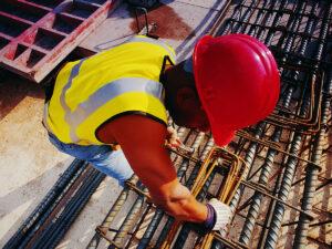 Робота для арматурщика на будівництві